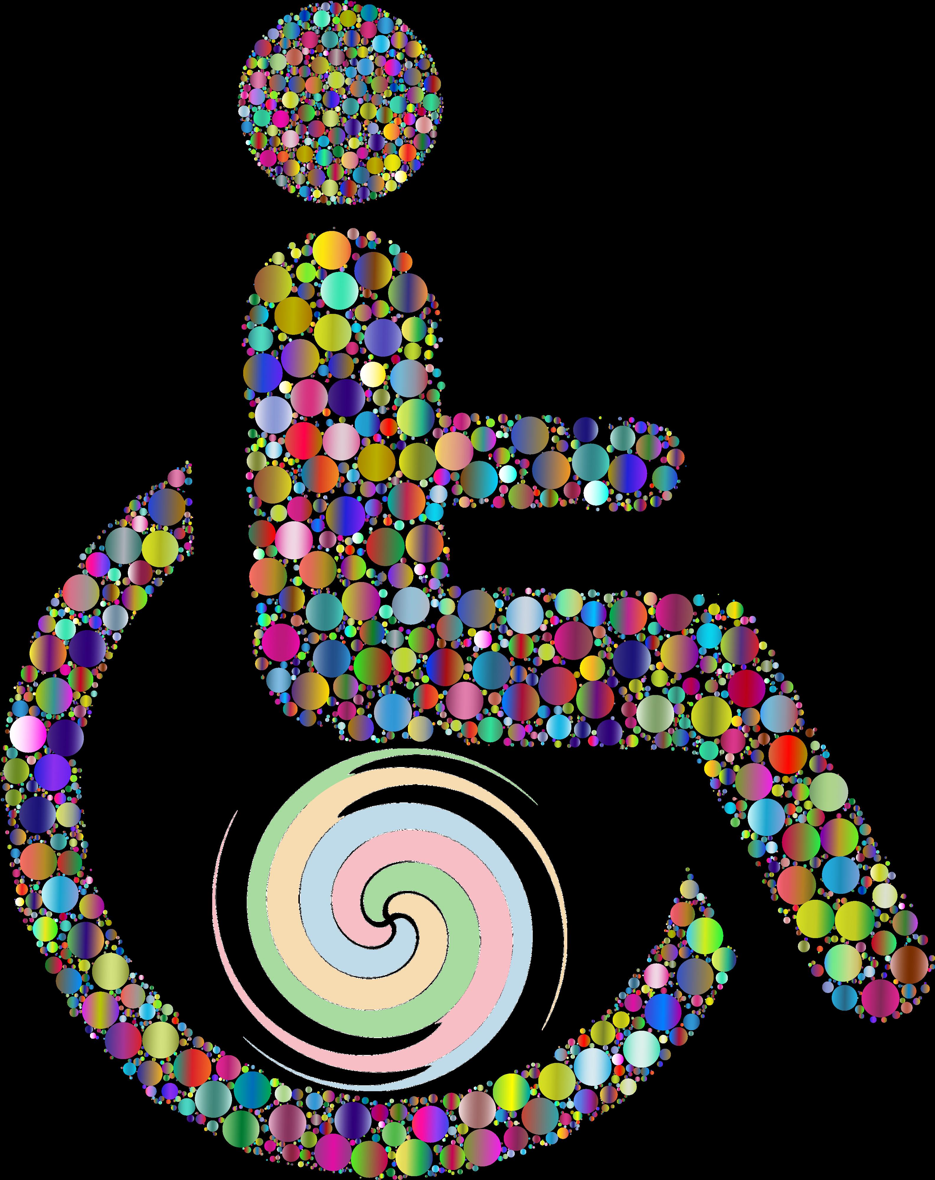 Innere Bewegung im Rollstuhl. Tipps und Übungen. Online.